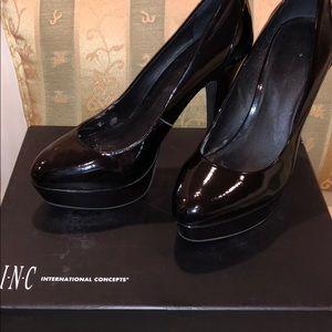 I.N.C Black Pumps